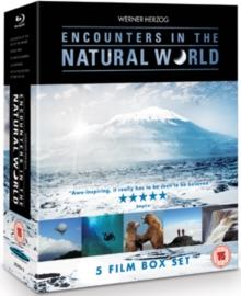 Encounters in the Natural World (Box, 3 Blu-rays)