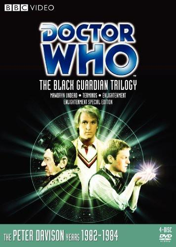 Doctor Who - The Black Guardian Trilogy (Remastered, 4 DVDs)