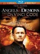 Angeli e demoni (2009) / Il Codice Da Vinci (2006) (Extended Edition, 4 Blu-rays)