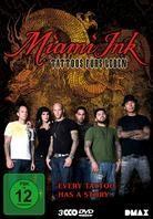 Miami Ink - Tattoos fürs Leben - Vol. 1 (Re-Release 3 DVDs)