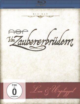ASP - Von Zauberbrüdern/ Live und unplugged