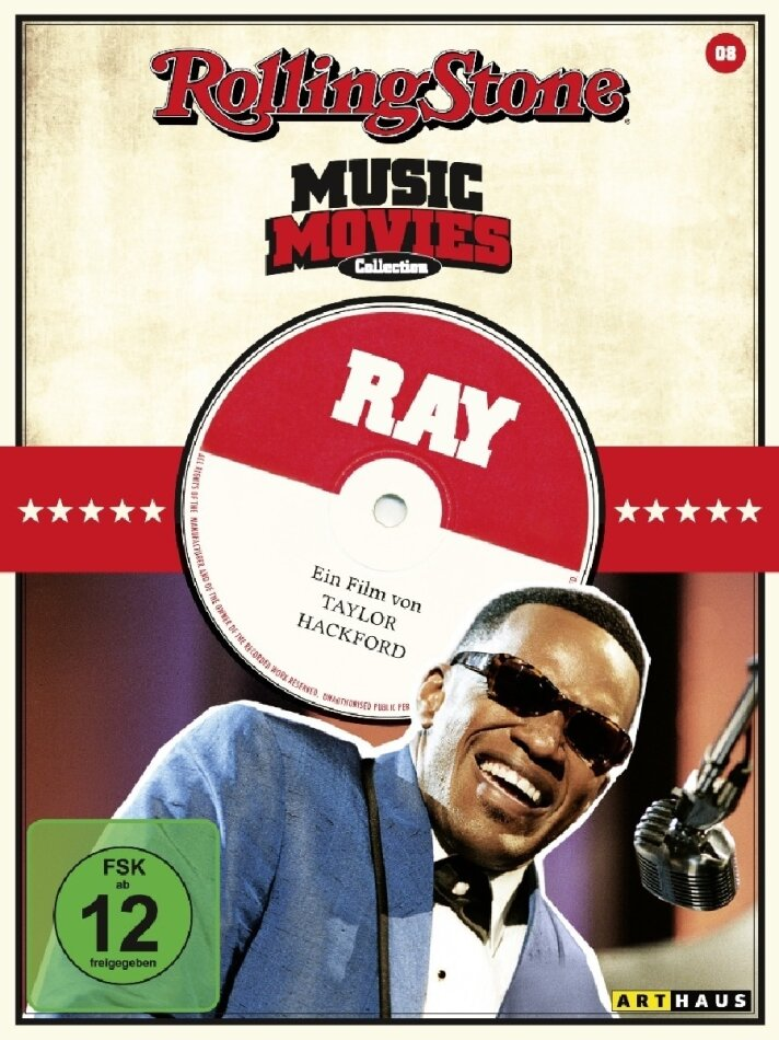 Ray (2004) (Rolling Stone Music Movies Collection)