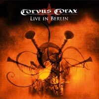 Corvus Corax - Live in Berlin (DVD + 2 CDs)