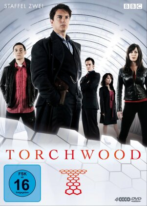 Torchwood - Staffel 2 (BBC, 4 DVDs)