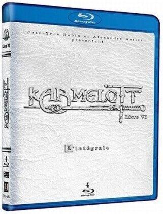 Kaamelott - Livre 6 - L'intégrale (4 Blu-rays)