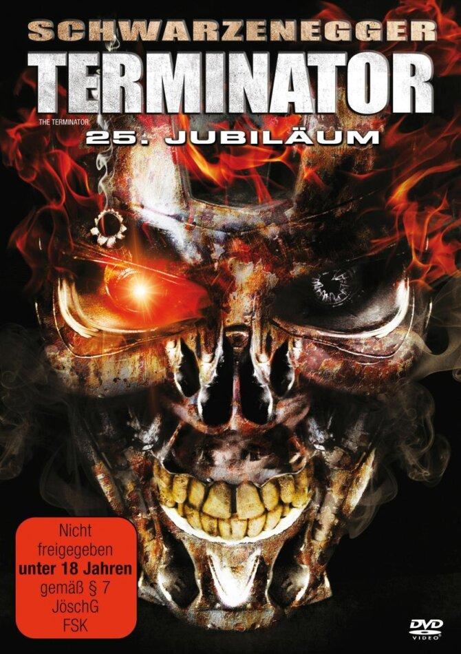 Terminator - (25. Jubiläum-Edition / 2 DVDs) (1984)