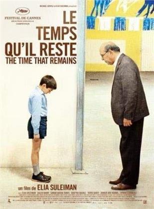 Le temps qu'il reste - The time that remains