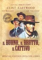 Il buono il brutto il cattivo (1966) (Special Edition, 2 DVDs + Buch)