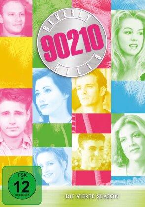 Beverly Hills 90210 - Staffel 4 (8 DVDs)