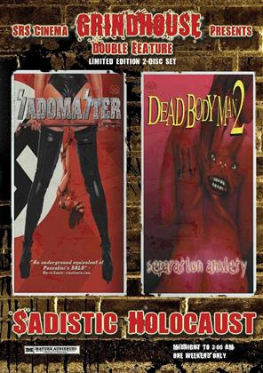 Grindhouse Double Feature - Sadistic Holocaust (Limited Edition, 2 DVDs)