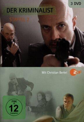 Der Kriminalist - Staffel 2 (3 DVDs)