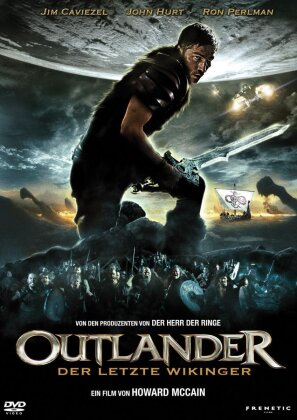 Outlander (2008) (Collector's Edition, 2 DVDs)