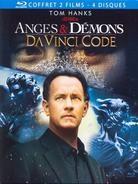Anges et Démons / Da Vinci Code - (Versions longues / 4 Disques)