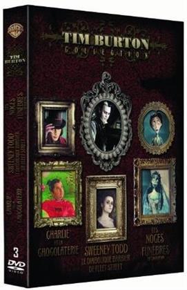Tim Burton Collection (3 DVDs)