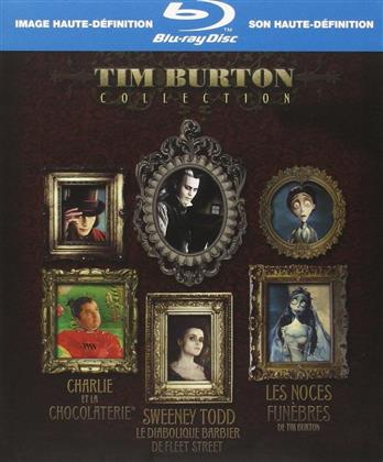 Tim Burton Collection (3 Blu-rays)