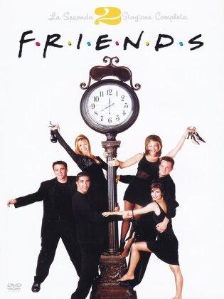 Friends - Stagione 2 (Nuova Edizione, 5 DVD)