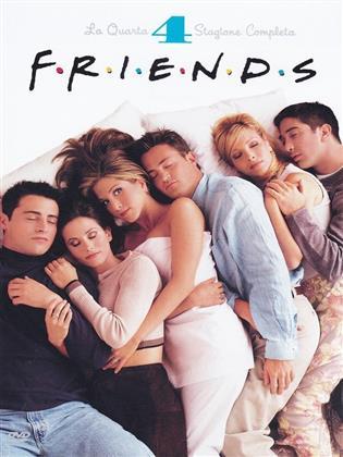 Friends - Stagione 4 (Nuova Edizione, 5 DVD)