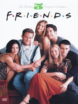 Friends - Stagione 5 (Nuova Edizione, 5 DVD)