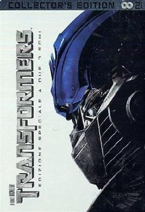 Transformers (2007) (Special Edition, Steelbook, 2 DVDs)