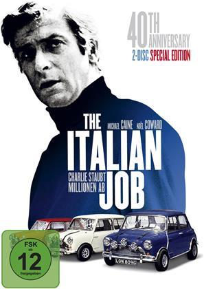The Italian Job - Charlie staubt Millionen ab (1969) (2 DVDs)