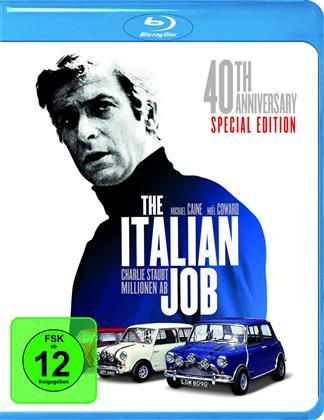 The Italian Job - Charlie staubt Millionen ab (1969) (Anniversary Edition)