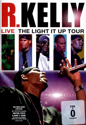 R. Kelly - Live - The light it up tour