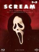 Scream Trilogy (Digibook, Uncut, 3 Blu-ray)