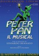Peter Pan - Il Musical (Deluxe Edition, 2 DVD)