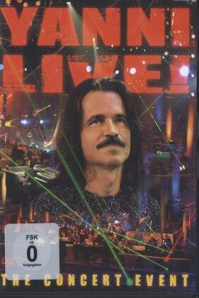 Yanni - Live! The concert event
