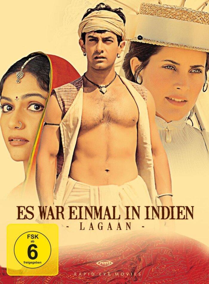 Es war einmal in Indien - Lagaan (Special Edition, 2 DVDs)