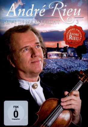 André Rieu - Live in Maastricht Vol. 3