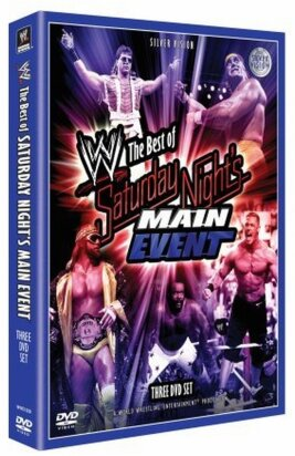 WWE: The Best of Saturday Night's Main Event (3 DVDs)