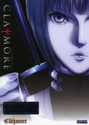 Claymore - The Complete Series (Anime Classics, 4 DVDs)