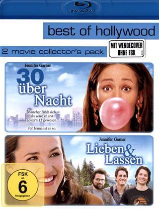 30 über Nacht / Lieben und Lassen (Best of Hollywood, 2 Movie Collector's Pack)
