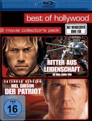 Ritter aus Leidenschaft / Der Patriot (Best of Hollywood, 2 Movie Collector's Pack)