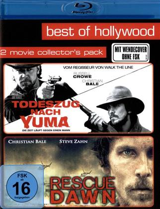 Todeszug nach Yuma / Rescue Dawn (Best of Hollywood, 2 Movie Collector's Pack)