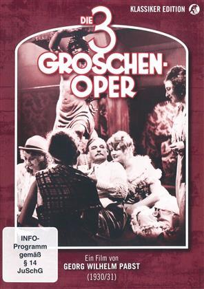 Die 3 Groschen-Oper (1931) (Vanilla Edition, s/w)