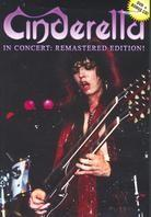 Cinderella - In Concert (Inofficial, Remastered, DVD + CD)