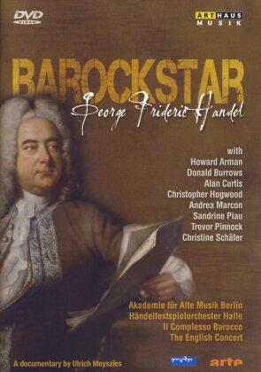 Georg Friedrich Händel (1685-1759) - Barockstar