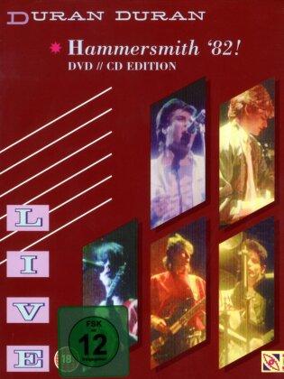 Duran Duran - Live at Hammersmith '82 (DVD + CD)