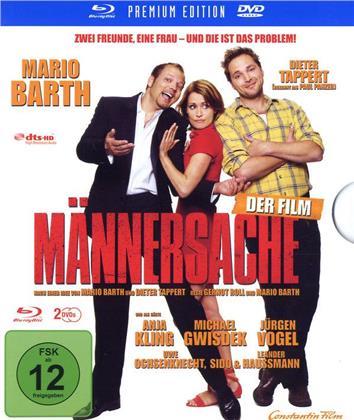 Männersache (2009) (Premium Edition, Blu-ray + 2 DVDs)