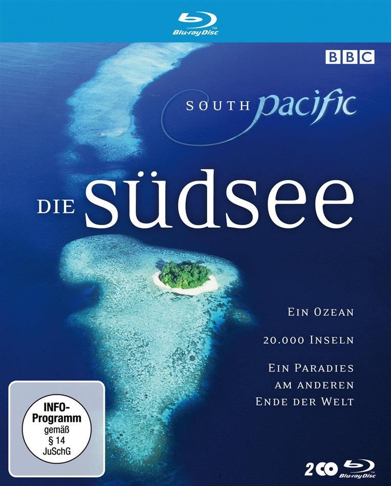 Die Südsee (BBC, 2 Blu-rays)