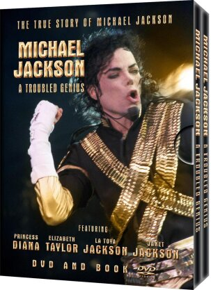 Michael Jackson - A troubled Genius (Inofficial, Blu-ray + DVD + Booklet)