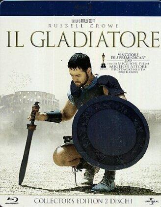 Il gladiatore (2000) (Special Edition, Steelbook, 2 Blu-rays)