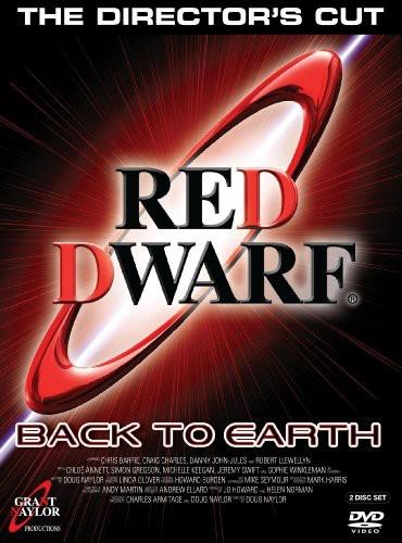 Red Dwarf - Back to Earth - Series 9 (Director's Cut, 2 DVDs)