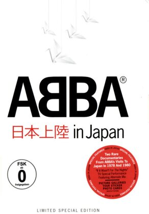 ABBA - In Japan (Deluxe Edition, 2 DVD)