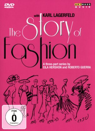 The Story of Fashion (3 DVD)