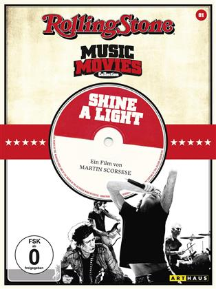 Rolling Stones - Shine a light (Rolling Stone Music Movies Collection)