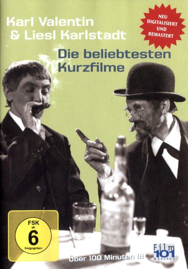 Karl Valentin & Liesl Karlstadt - Die beliebtesten Kurzfilme (Digital Remastered, n/b)