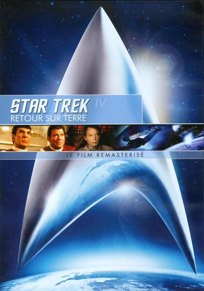 Star Trek 4 - Retour sur terre (1986) (Remastered)